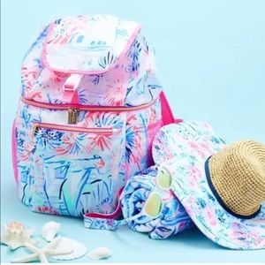 Tremendous Nwt Lilly Pulitzer Cooler Backpack Boutique Uwap Interior Chair Design Uwaporg